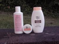 Körperpflege und Schutz