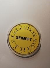 """""""Geimpft"""" Anstecker"""
